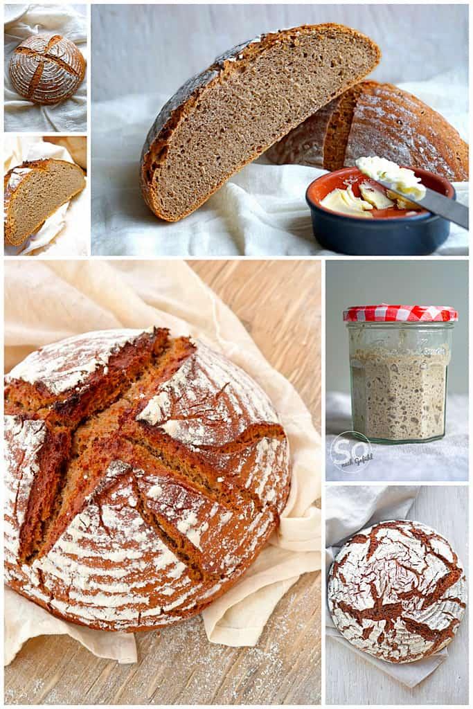 Vom Anstellgut zum nächsten Brot