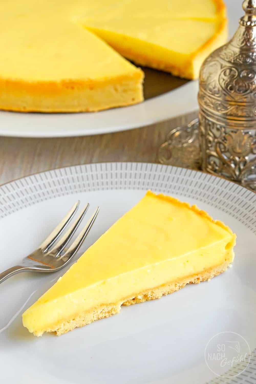 Zitronentarte mit Lemon Curd